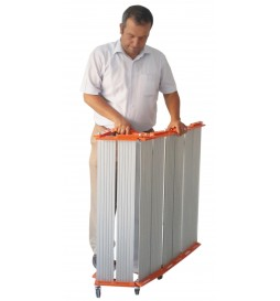 Rampe Roll-Up largeur 80 cm