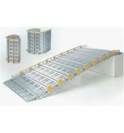 Rampes modulaires en aluminium largeur 76 cm