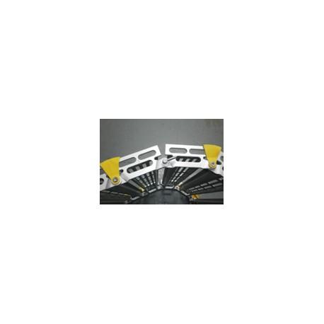Modules additionnels - Option rampe aluminium