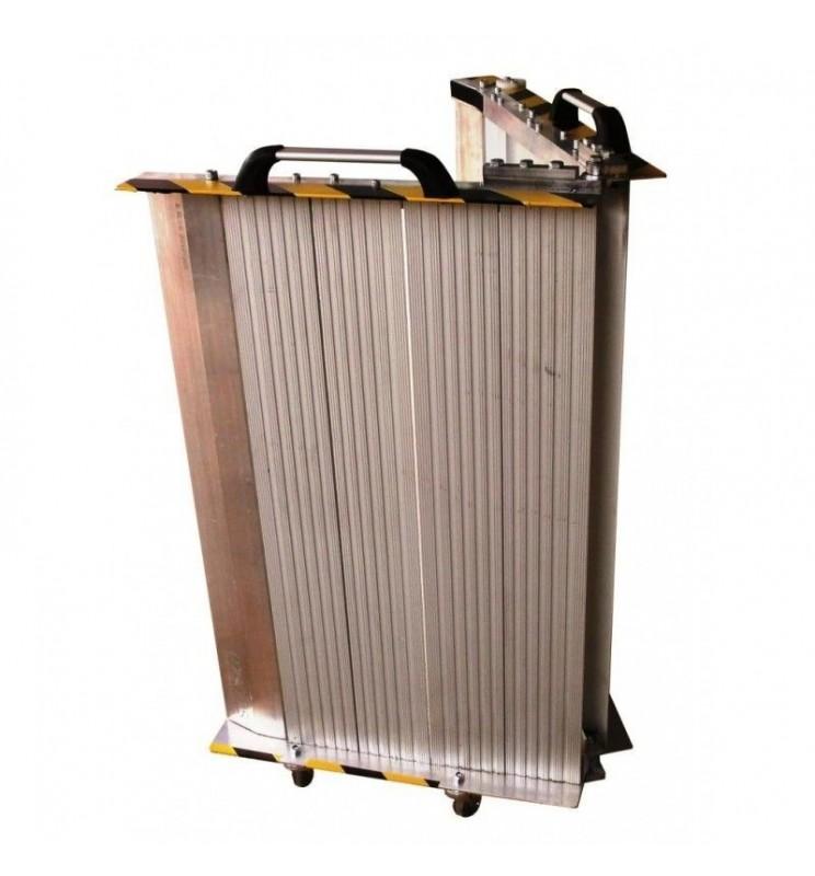 Occasion - Rampe aluminium 140 x 80