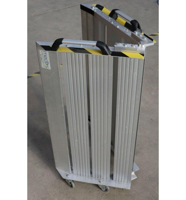 Occasion - Rampe aluminium 100 x 80