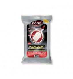 Gant nettoyant et désinfectant NANO (conditionnement 20 unités)