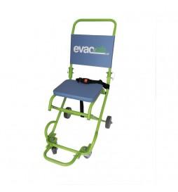 Chaise portoir quatre roues
