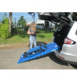Scooter Ramp pliante Freedom Trax