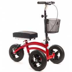 Tricycle orthopédique KneeRover JR rouge KR 02