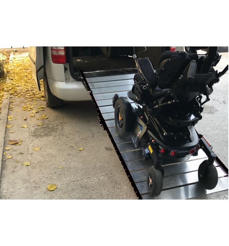Occasion - Rampe pliante véhicule 220x70 cm