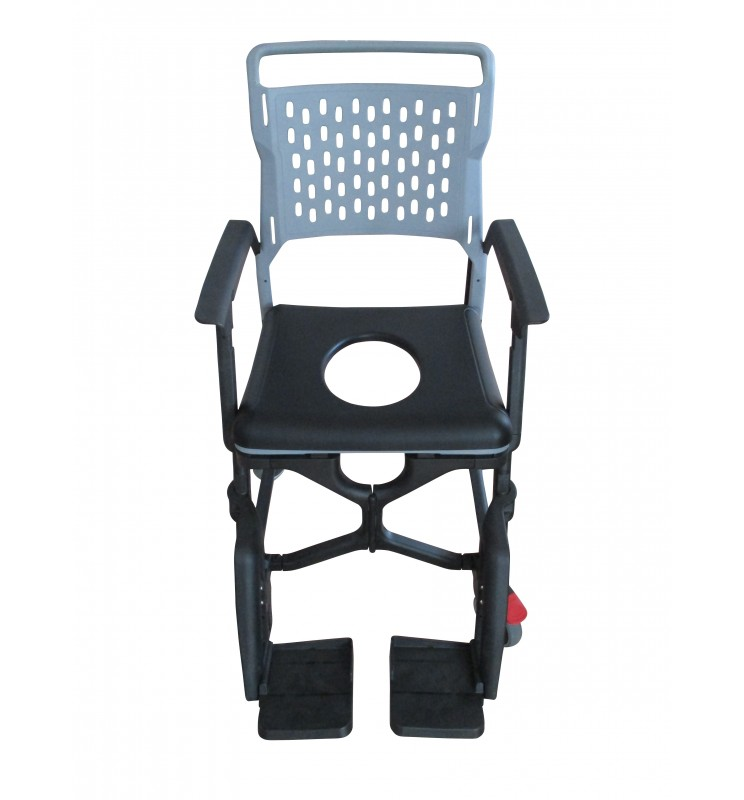 Option fauteuil Bathmobile - Assise petite ouverture BathMobile