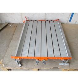 Occasion - Plateforme pliante en aluminium - 1 marche