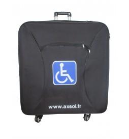 Option fauteuil Sorolla - Valise rigide de transport
