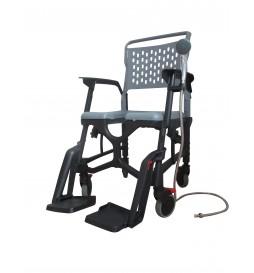 Option fauteuil Bathmobile - support pomme de douche