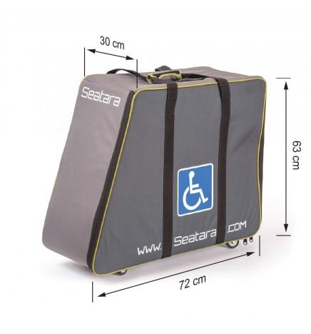 Dimension sac de transport fauteuil WheelAble