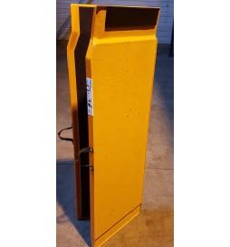 Occasion - Shop Ramp XL (137 cm) sans chasse-roue et avec poignées pliée