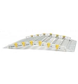 Rampe modulaire en aluminium largeur 91 cm