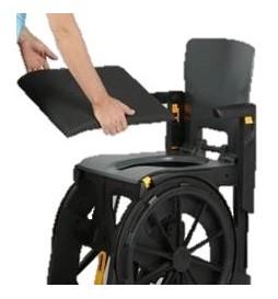 Option fauteuil WheelAble - Assise de siège pleine