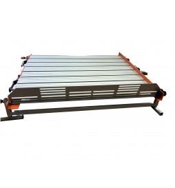 Occasion - Plateforme pliante en aluminium - 2 marches